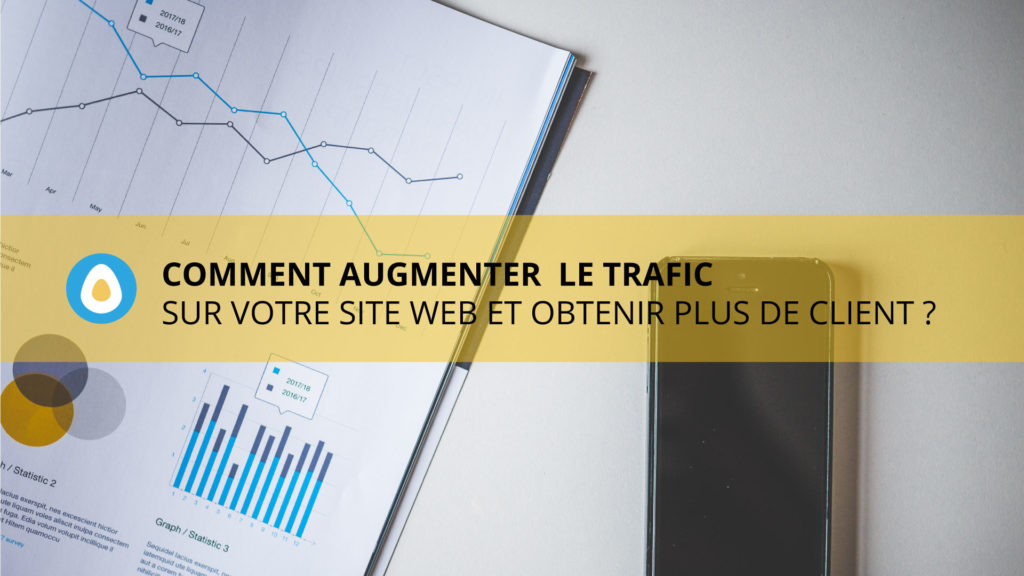 Augmenter le trafic site internet