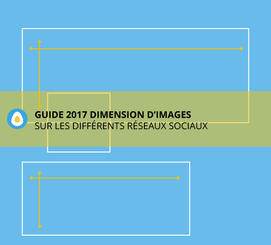 guide dimension réseaux sociaux 2017