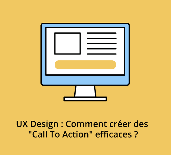 article sur bouton call to action