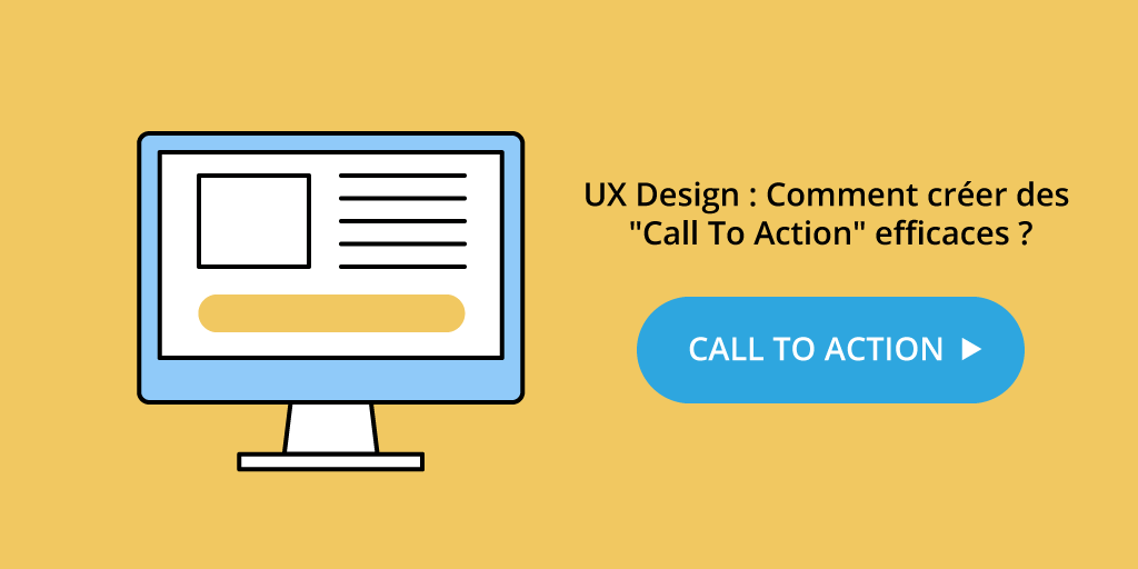 bouton call to action par l'un design